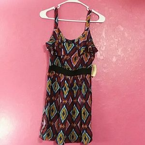 NWT Forever 21 women's size S skinny strap dress